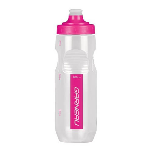 Garneau Neo 750ml Water Bottle Pink Glow