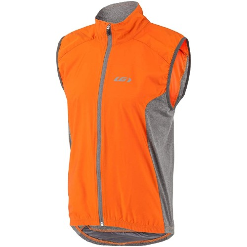 Garneau Nova 2 Vest Men's Orange/Grey