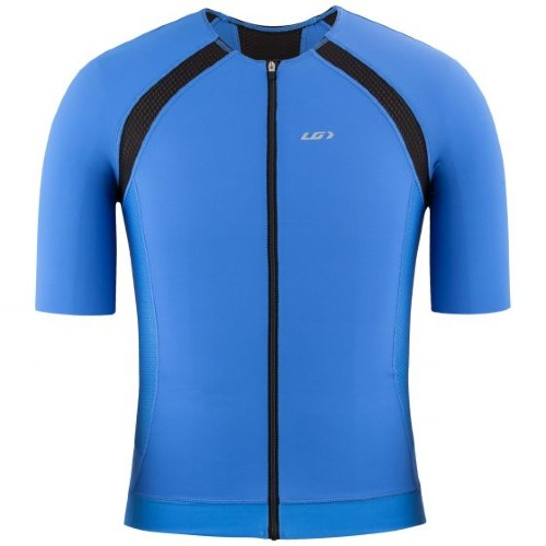 Garneau Sprint Tri Jersey Men's Blue/Black