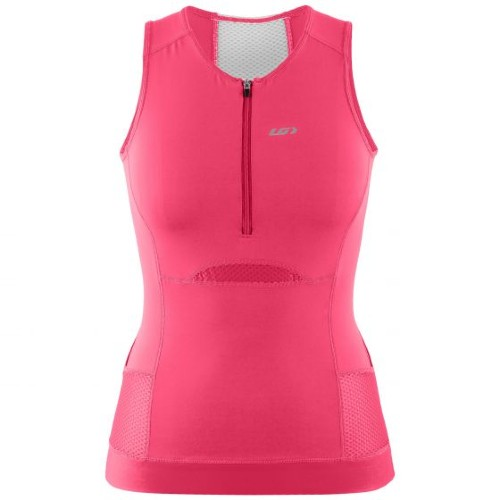 Garneau Sprint Tri Sleeveless Women's Pink Pop
