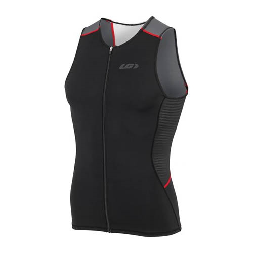 Garneau Tri Comp Sleeveless Men's Grey/Black