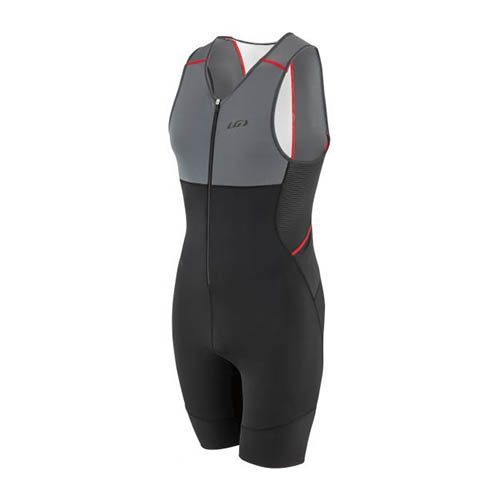 Garneau Tri Comp Suit Men's Grey/Black