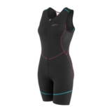 Garneau Tri Comp Suit Women's Black/Purple/Green