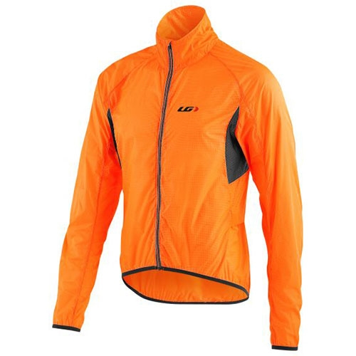 Garneau X-Lite Jacket Men's Orange