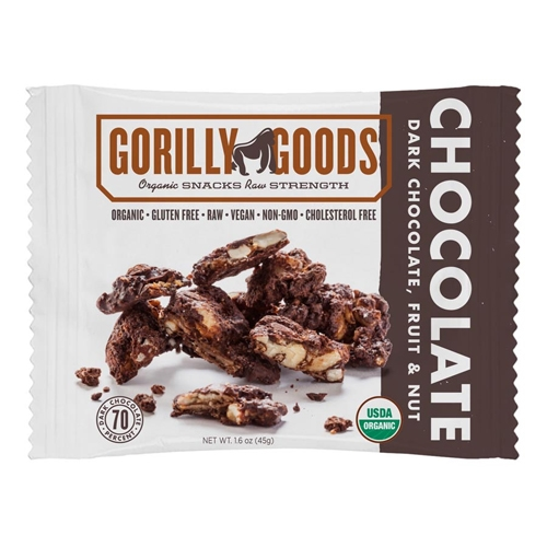 Gorilly Goods Single Bag Chocolate