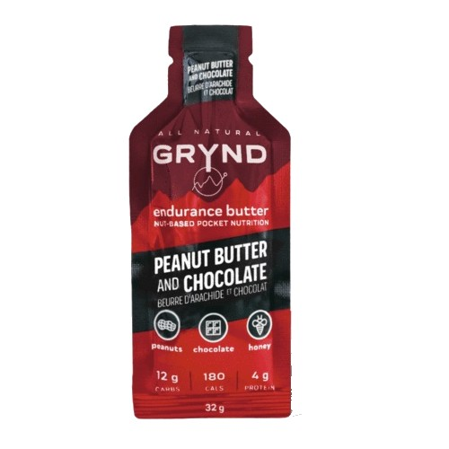 Grynd Endurance Butter Single Peanut Butter & Chocolate