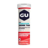 Gu Hydration Drink Tabs Single Strawberry Lemonade