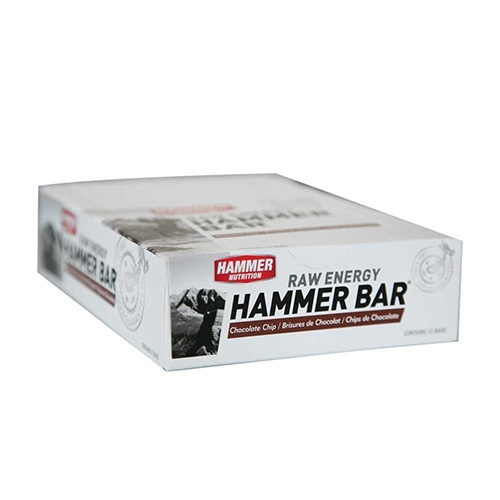 Hammer Bar Case of 12 Chocolate/Chip