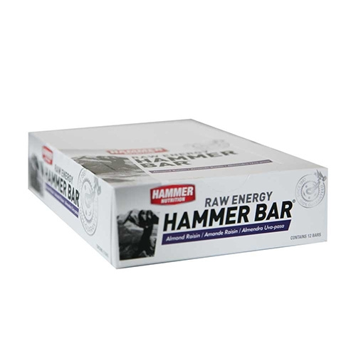 Hammer Bar Case of 12 Almond/Raisin