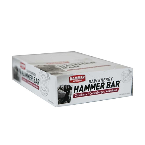 Hammer Bar Case of 12 Cranberry