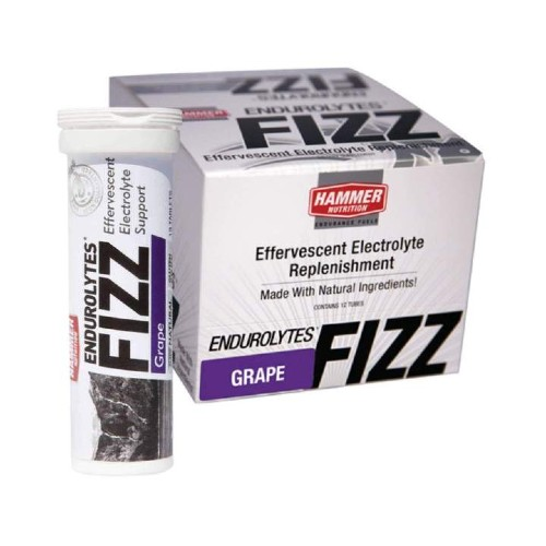 Hammer Endurolyte Fizz Case Grape Tube (12x13tabs)