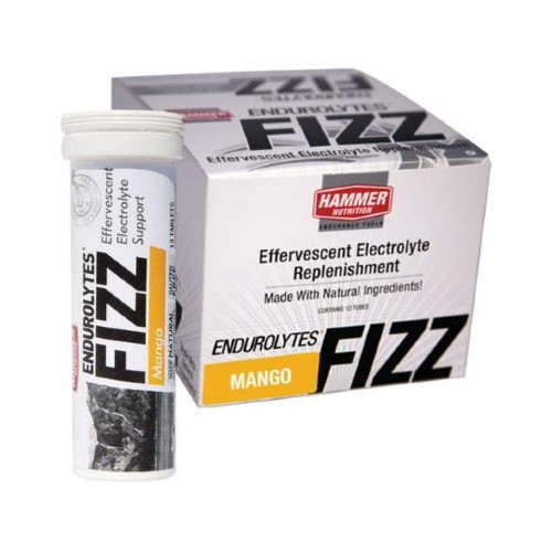 Hammer Endurolyte Fizz Case Mango Tube of (12x13tabs)