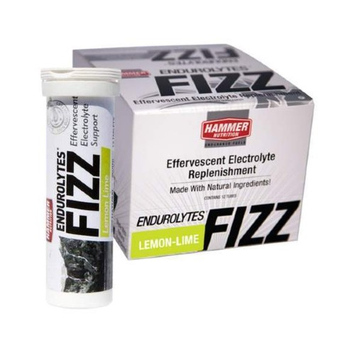 Hammer Endurolyte Fizz Case Lemon Tube of (12x13tabs)