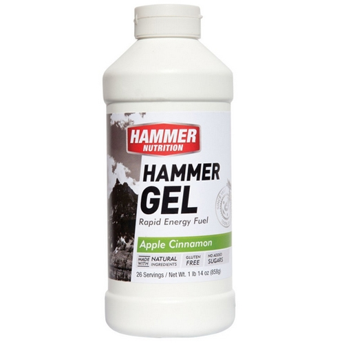 Hammer Gel 26 Serving Bottle Apple Cinnnamon - Hammer Style # HJA S20