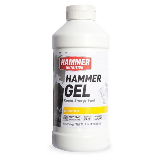 Hammer Gel 26 Serving Bottle Banana