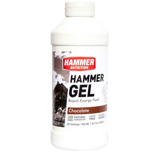 Hammer Gel 26 Serving Bottle Chocolate