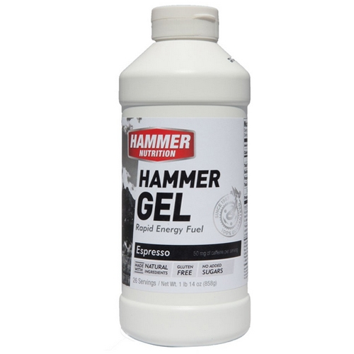 Hammer Gel 26 Serving Bottle Espresso - Hammer Style # HJE S20