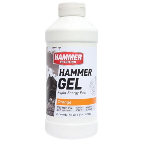 Hammer Gel 26 Serving Bottle Orange - Hammer Style # HJO S20
