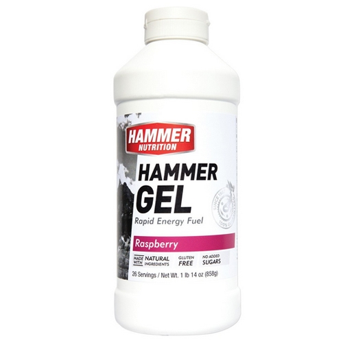 Hammer Gel 26 Serving Bottle Raspberry