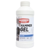 Hammer Gel 26 Serving Bottle Vanilla