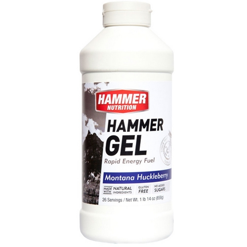 Hammer Gel 26 Serving Bottle Montana Huckleberry