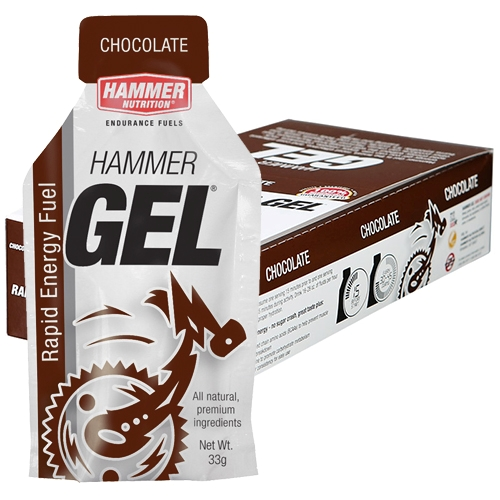 Hammer Gel Box of 24 Chocolate - Hammer Style # HBC24 S19