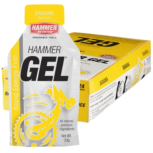 Hammer Gel Box of 24 Banana