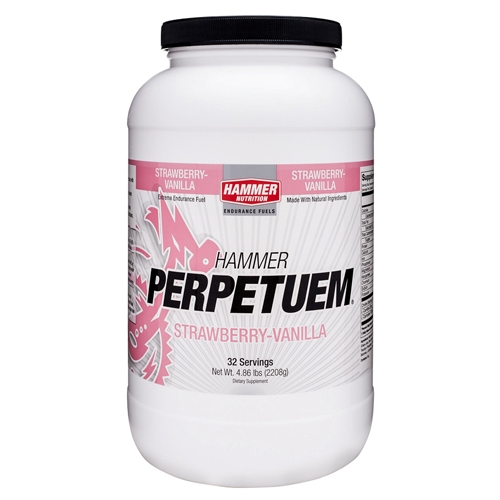 Hammer Perpetuem 32 Servings Strawberry-Vanilla