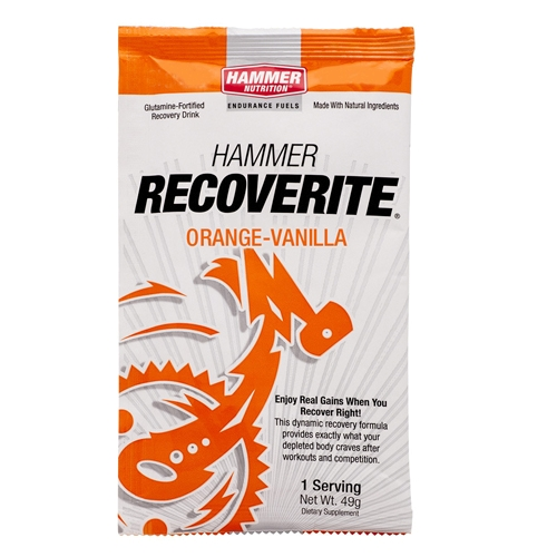 Hammer Recoverite 12 Pack Orange-Vanilla Citrus - Hammer Style # RR12
