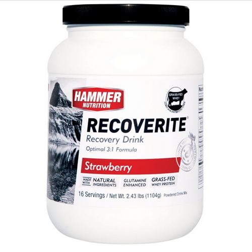 Hammer Recoverite 16 Servings Strawberry