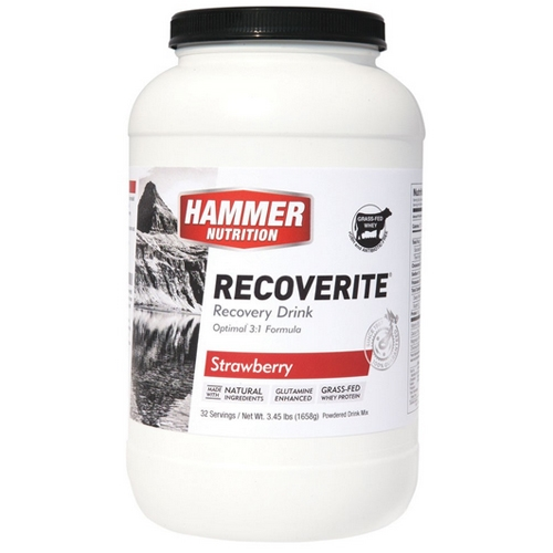 Hammer Recoverite 32 Servings Strawberry