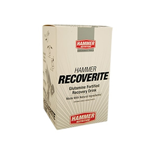 Hammer Recoverite 6 Pack Strawberry