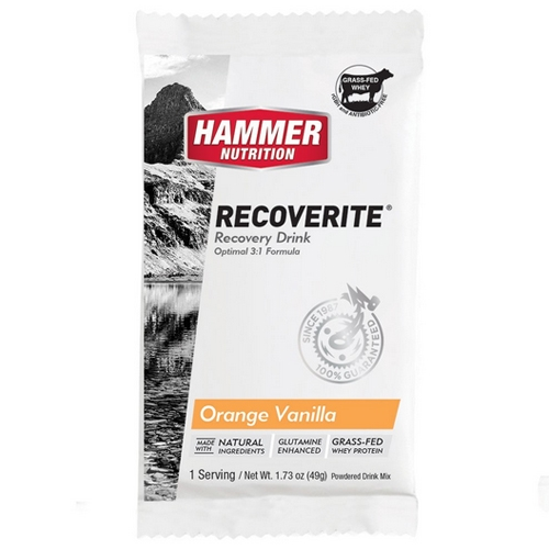 Hammer Recoverite Single Orange-Vanilla Citrus