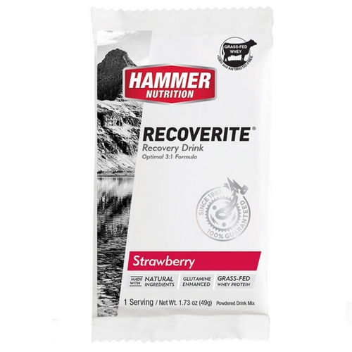 Hammer Recoverite Single Strawberry - Hammer Style # HRSS