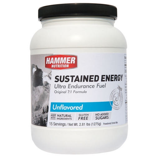Hammer Sustained Energy Unflavored 15 Servings