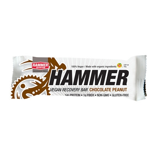 Hammer Vegan Bar Case of 12 Chocolate Peanunt