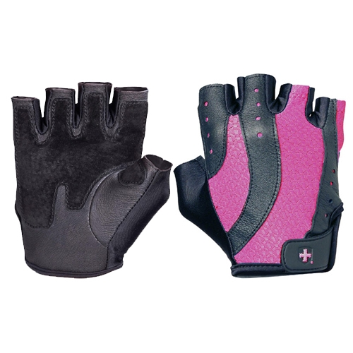 Harbinger Pro Gloves Women's Black/Pink