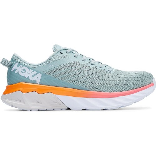 Hoka Arahi 4 Women's Blue Haze / Lunar Rock