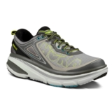 Hoka Bondi 4 Men's Grey/Cyan/Citrus
