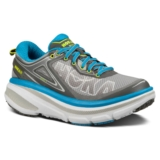 Hoka Bondi 4 Women's Grey/Hawaiian Ocean