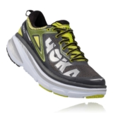 Hoka Bondi 4 Men's Grey/Acid