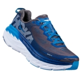 Hoka Bondi 5 Men's Charcoal Grey/Blue