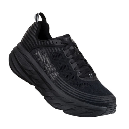Hoka Bondi 6 Men's Black/Black