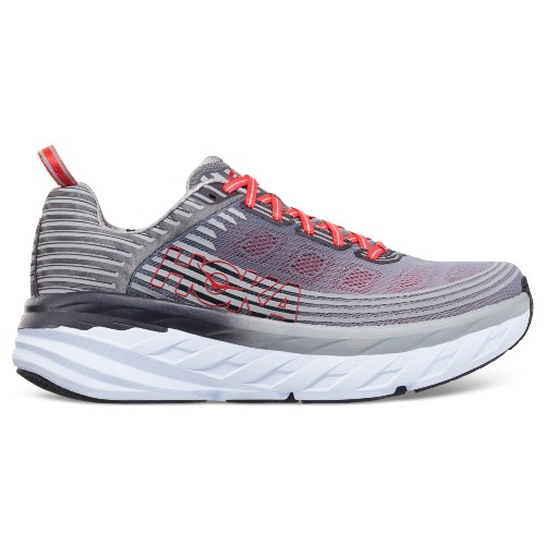 Hoka Bondi 6 Men's Alloy /Steel Gray