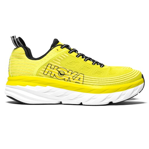 Hoka Bondi 6 Men's Citrus/ Anthracite