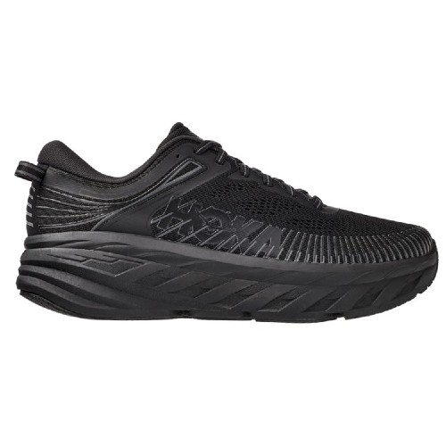 Hoka Bondi 7 Men's Black/Black