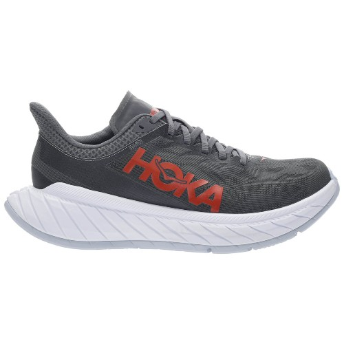 Hoka Carbon X 2 Men's Dark Shadow / Fiesta