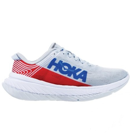 Hoka Carbon X Women's Plein Air / Poppy Red