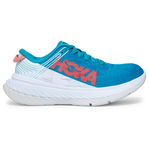 Hoka Carbon X Women's Carribean Sea/White
