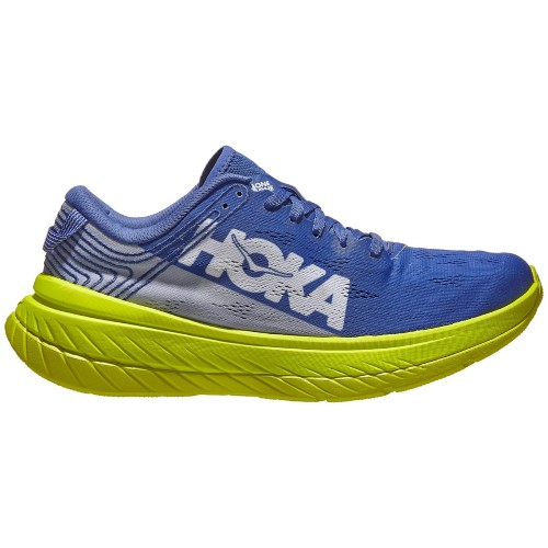 Hoka Carbon X Men's Amparo Blue / Primrose